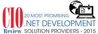20 Most Promising Dot Net Solution Providers 2015